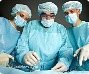 Doctors-Surgeons-Scrubs-Operate-Hospital